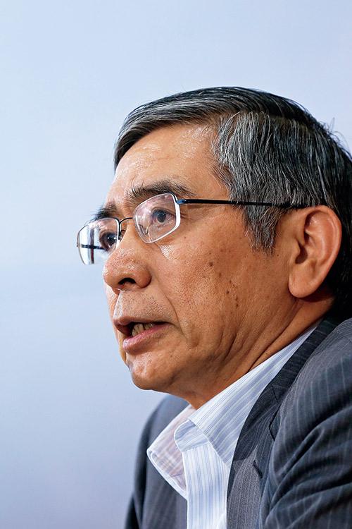 日本|央行總裁黑田東彥