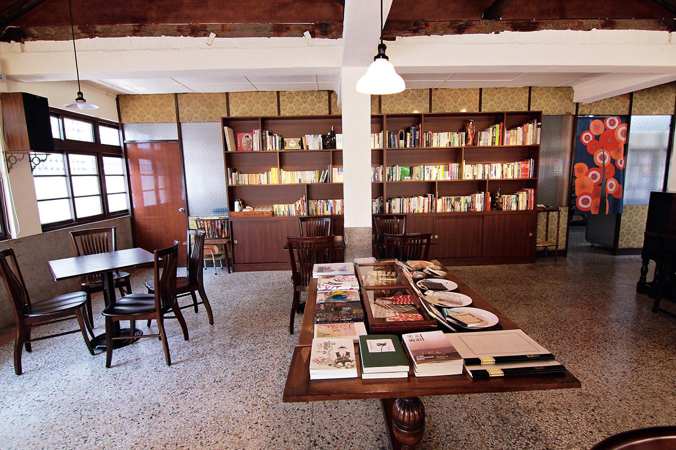 一二三亭 跨越百年的喫茶書店