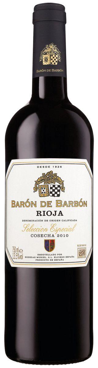 Barón de Barbón Oak-aged Rioja 2010
