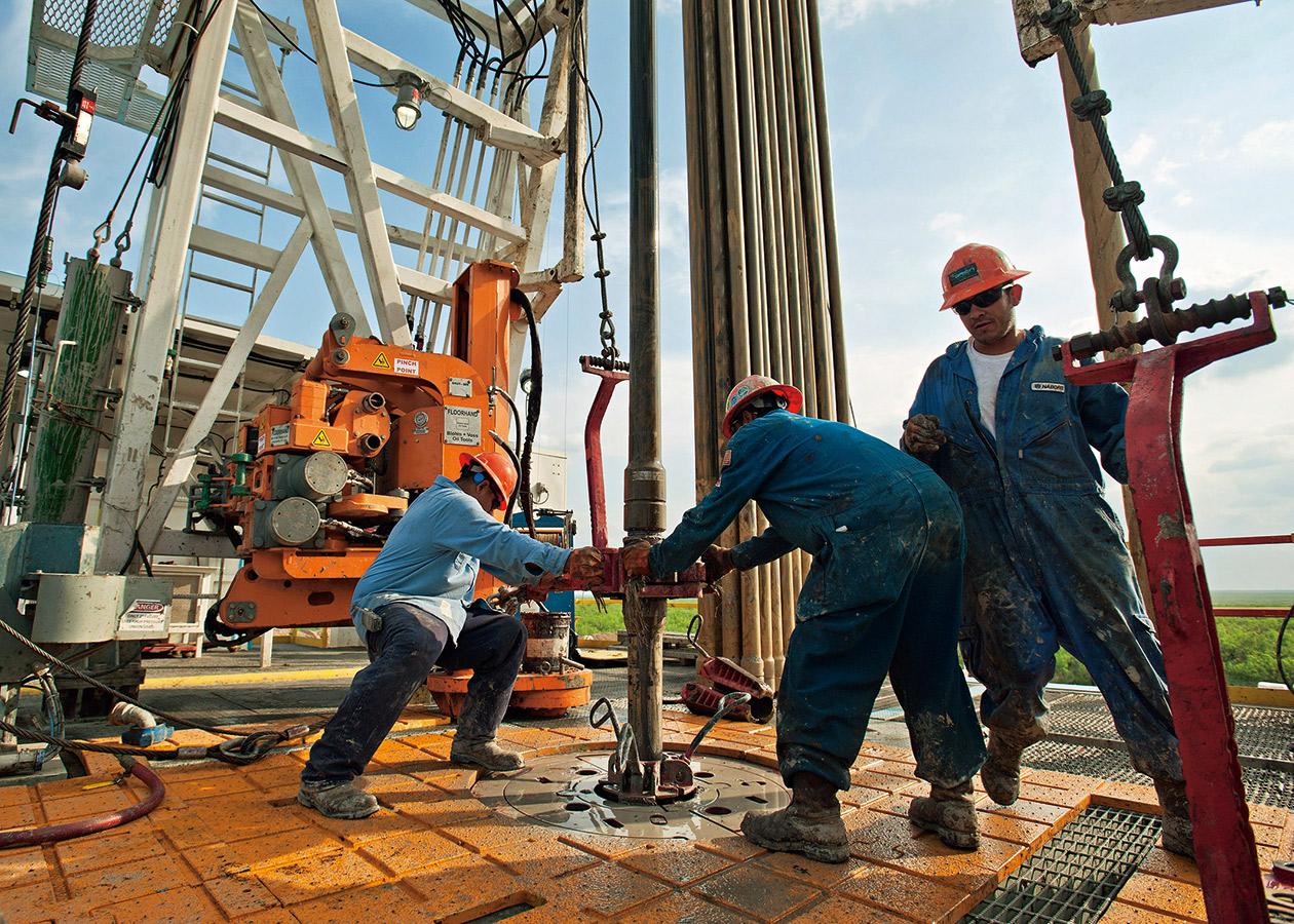 美國德州Eagle Ford油田是全球十大油田之一