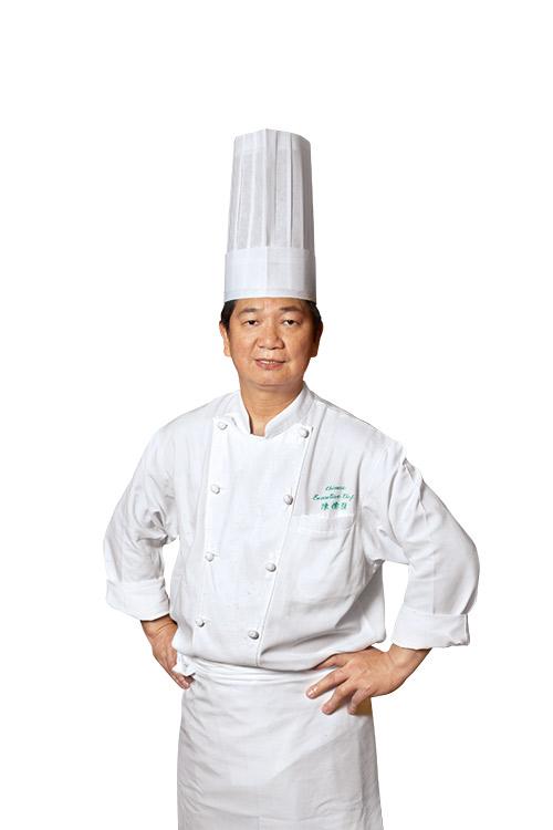 大倉久和桃花林中餐廳主廚 陳偉強