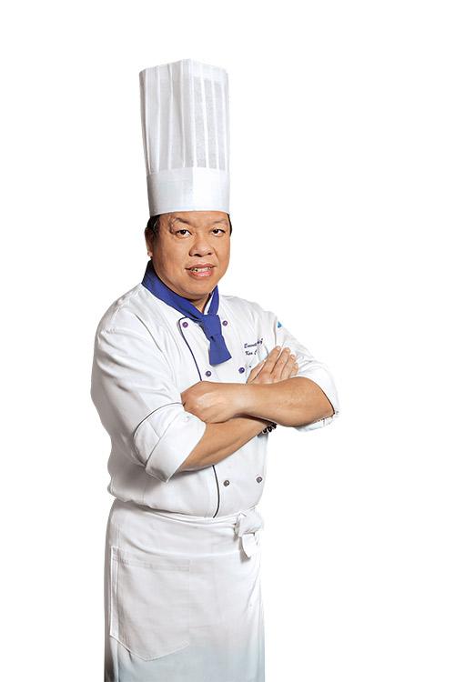 君品酒店總主廚 陳偉強