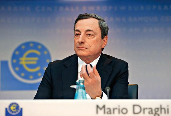 德拉吉的歐洲版QE