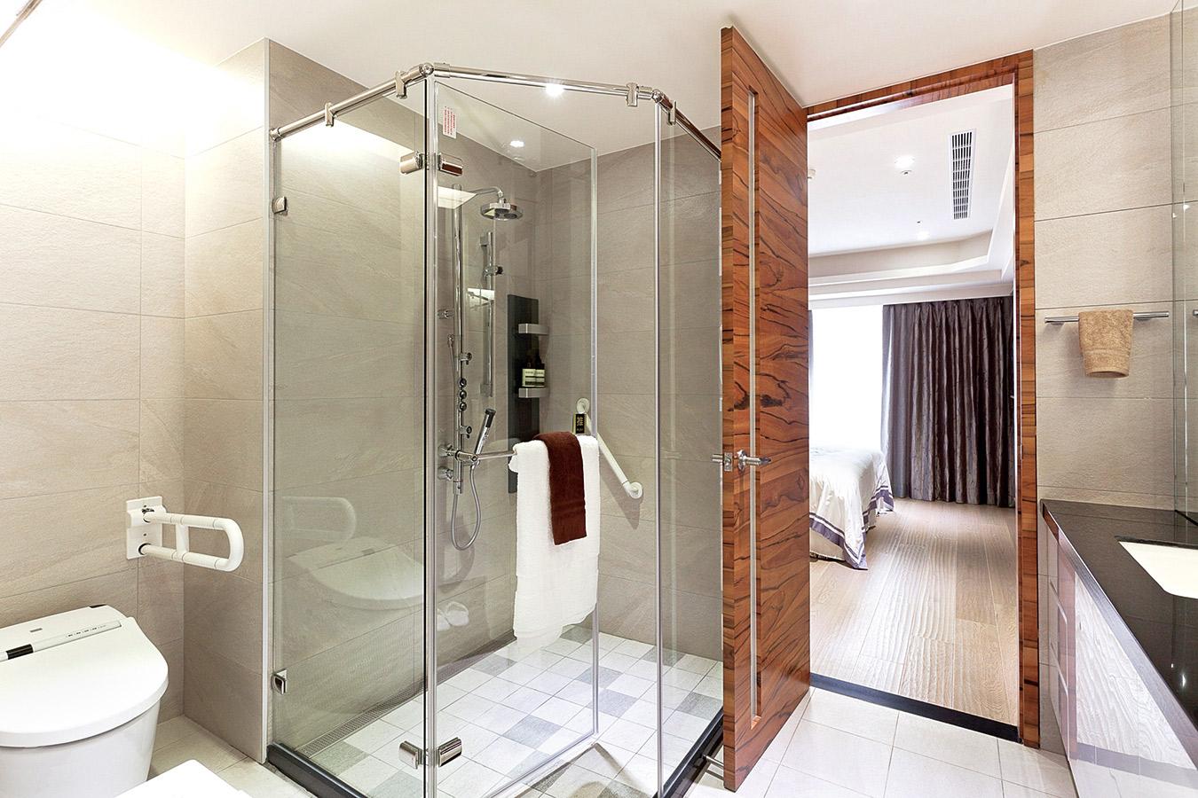 浴室無障礙空間