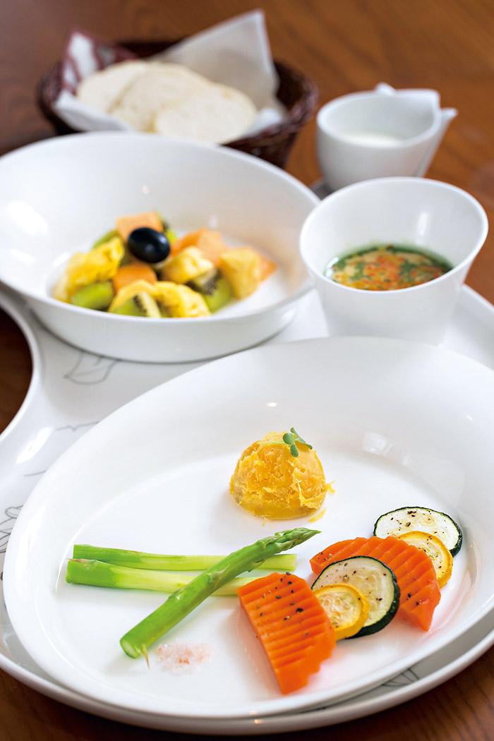 營養師精心設計給熟齡族群的餐點