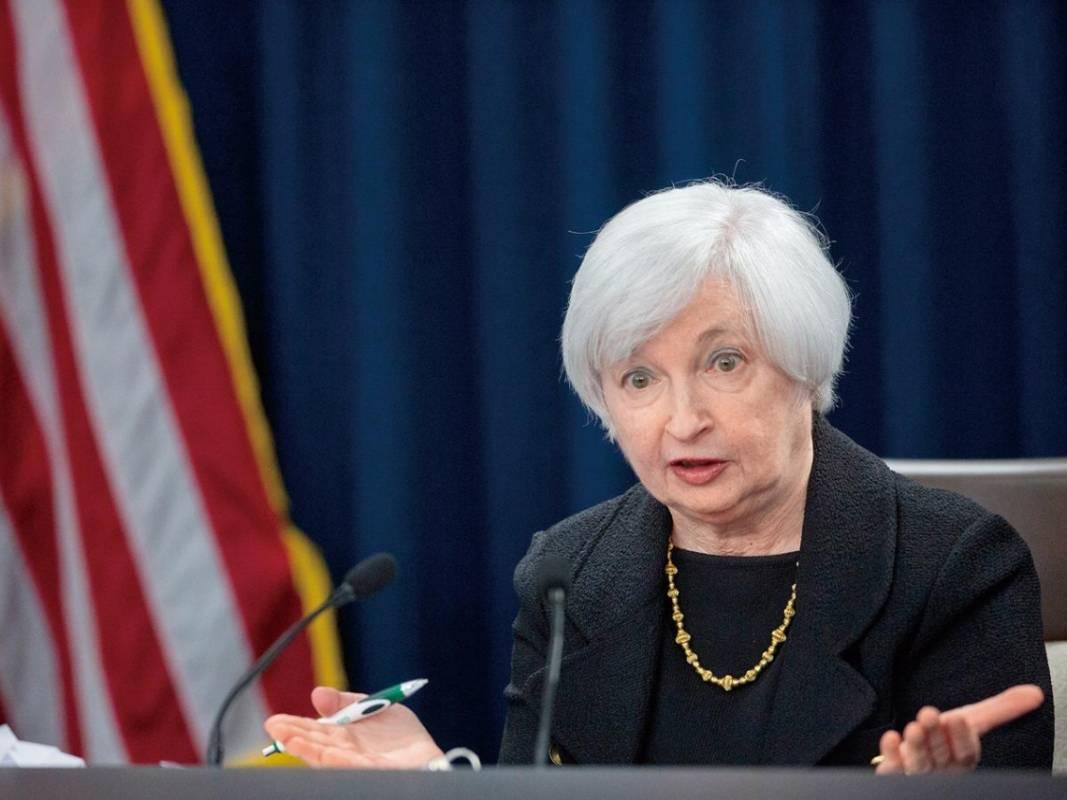為何拜登選她當財政部長,股市大漲慶祝?關於葉倫,你該知道的4件事
