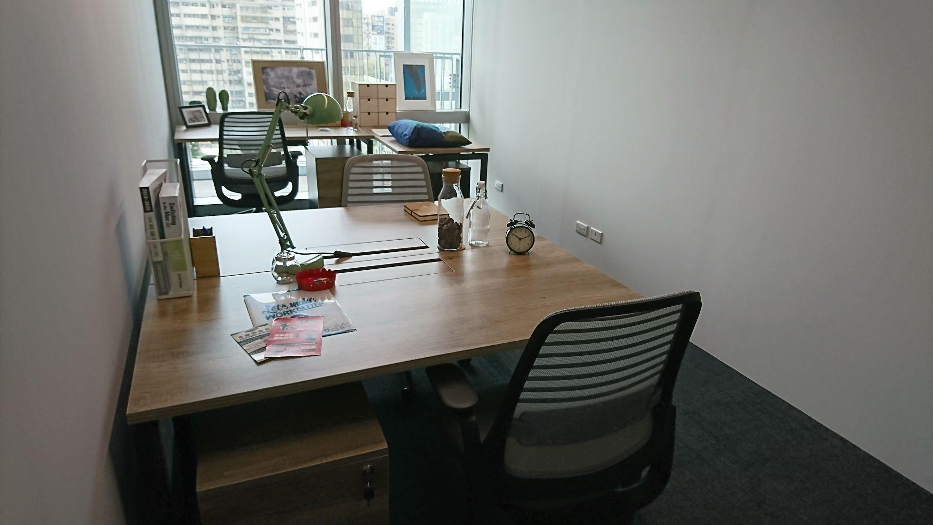 共享辦公室