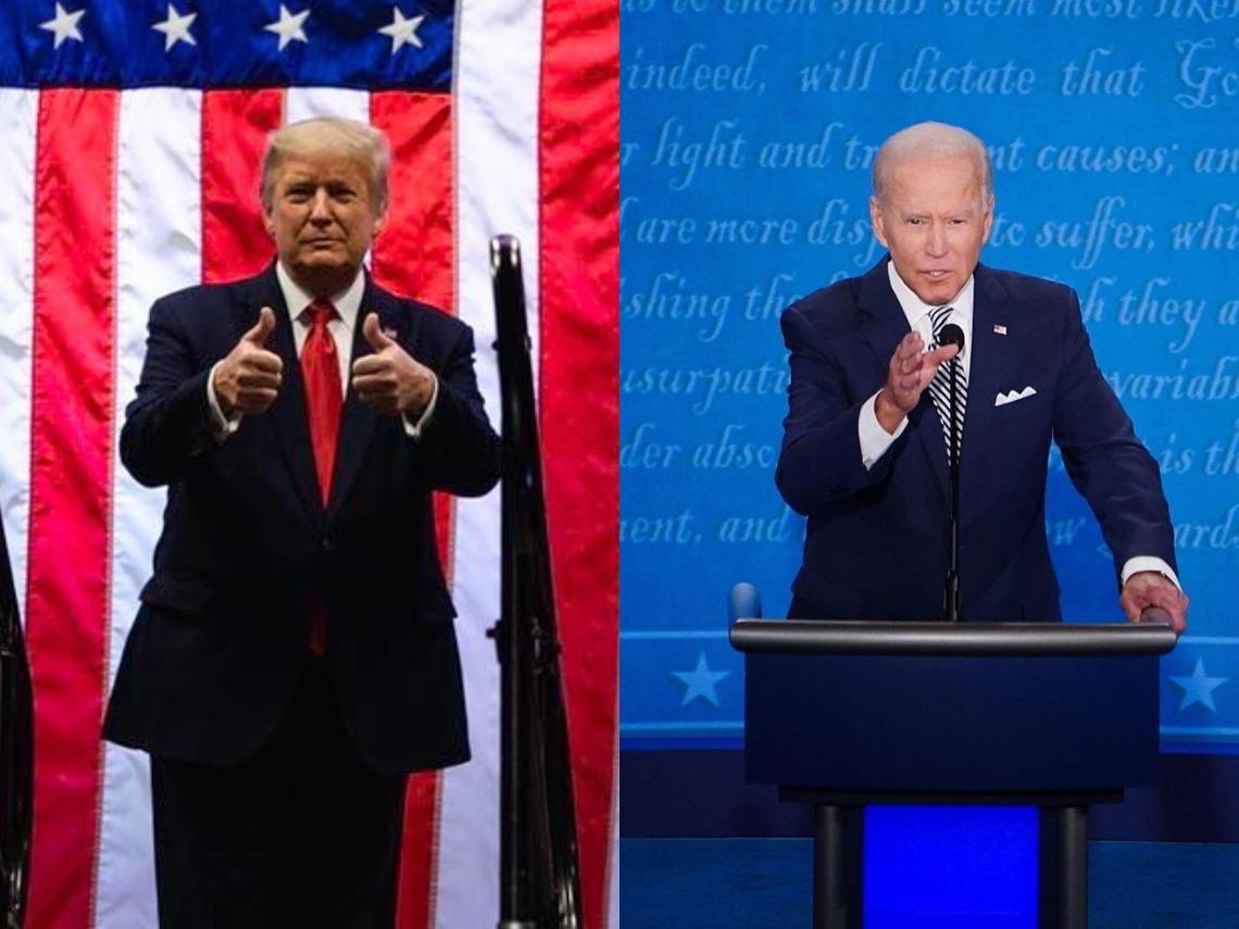 美國總統大選開票》拜登持續領先 川普想「逆轉勝」這幾州是關鍵