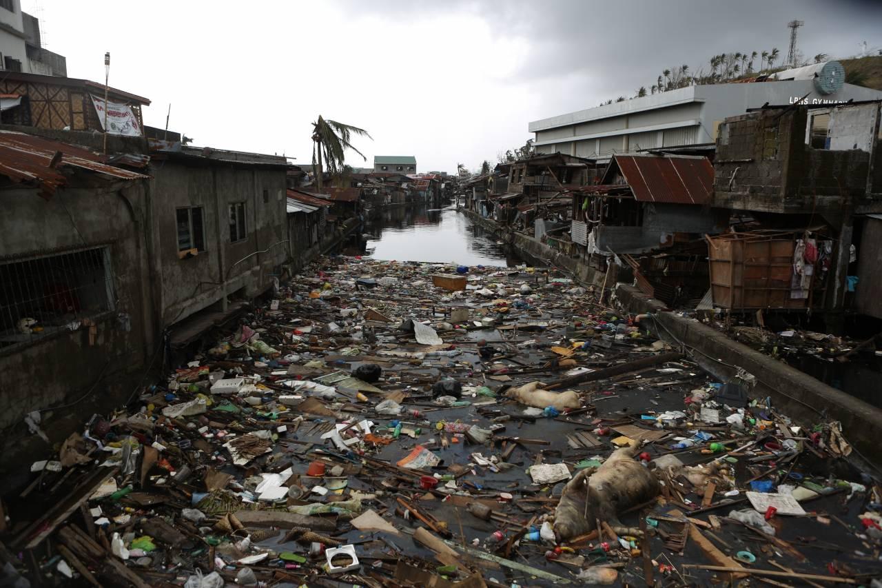 當年「魔鬼颱」海燕重創菲律賓 這款「台灣神器」讓災民有飲用水可喝 現在還能協助抗旱