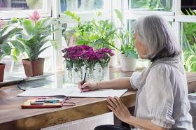 日本繪本奶奶的人生哲學 擁抱老去的不完美