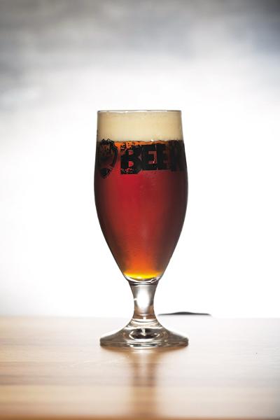 Brewdig 5AM red Ale
