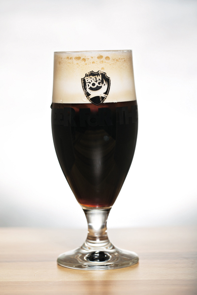 Libertine  black ale