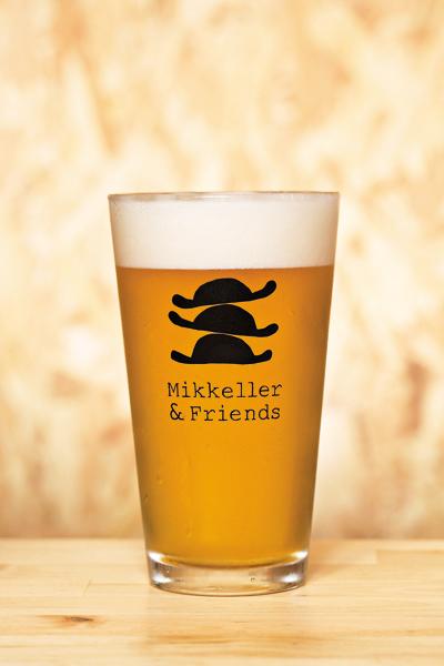 Mikkeller wheat is the hops wild IPA