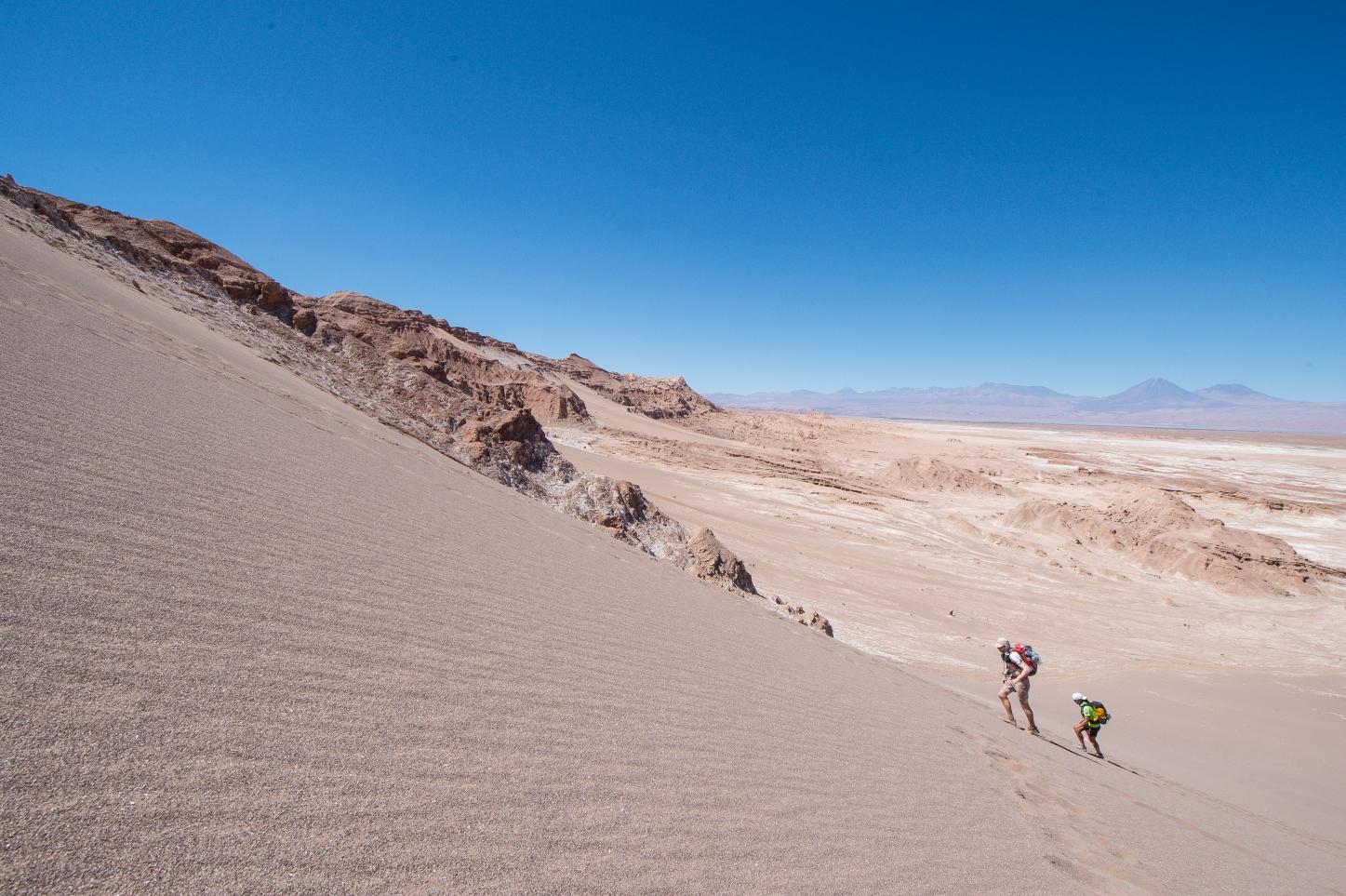 智利阿他加馬沙漠超馬