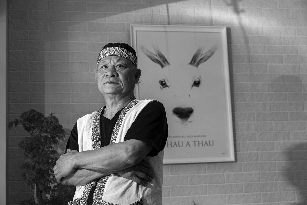 巴努.嘎巴暮暮:我將生命奉獻給臺灣原住民族
