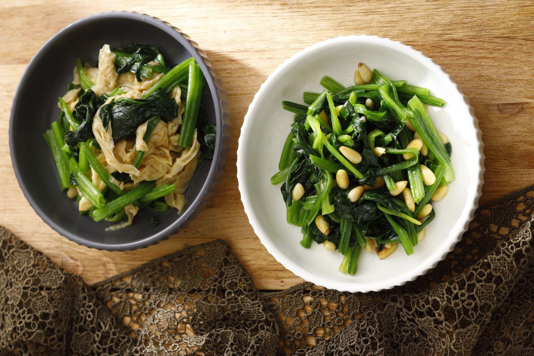 父親的菠菜,也是外婆口中的波稜菜