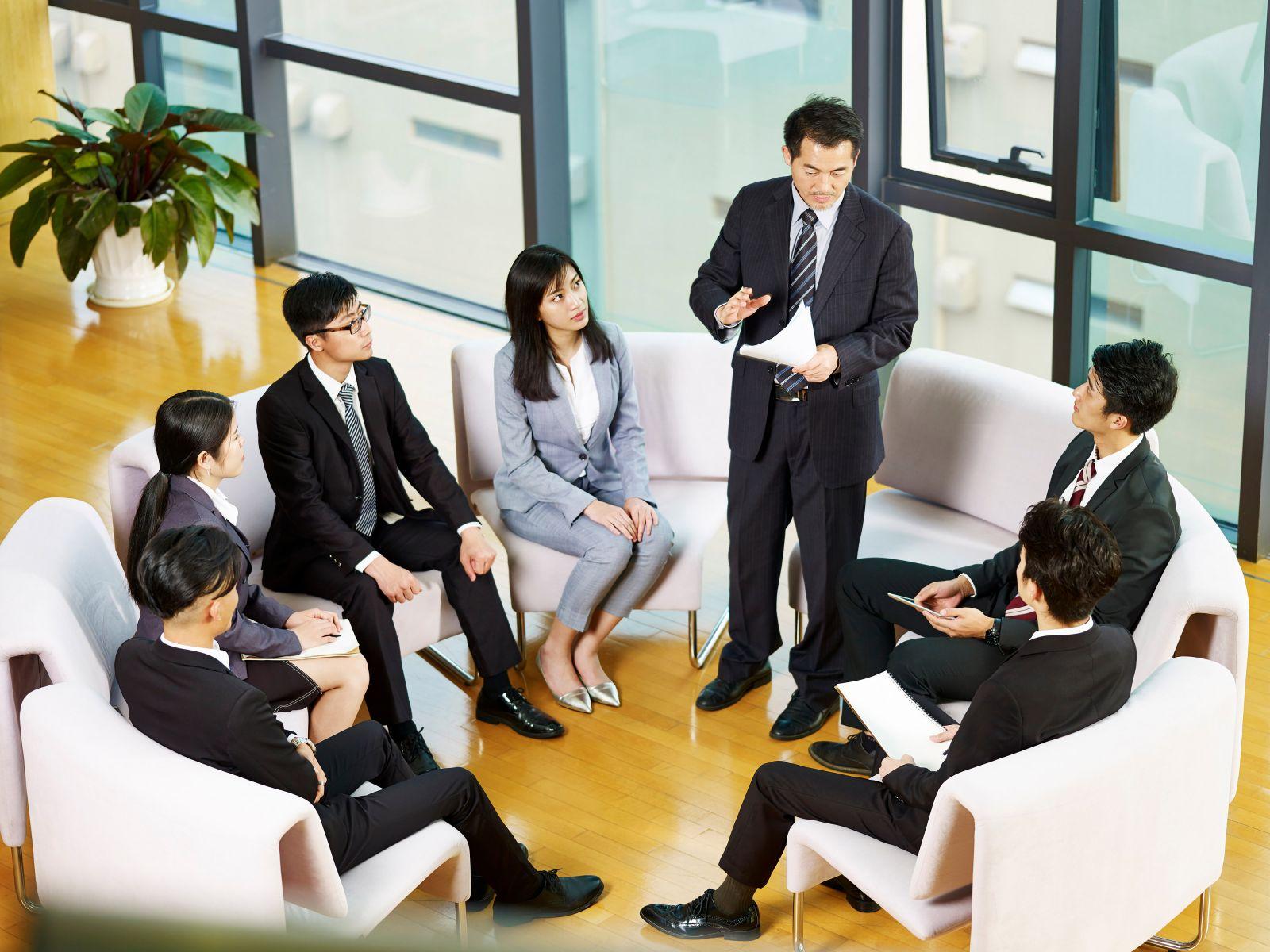 善用五標準,建立主動「溝通」的團隊文化