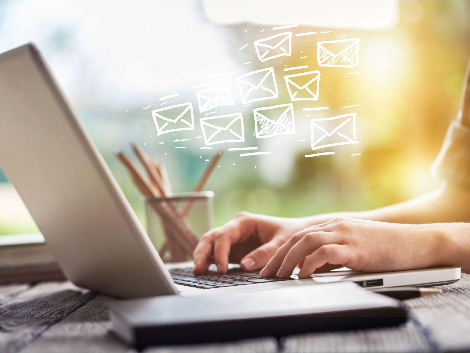 在固定的時間檢查郵件,能提高工作效率