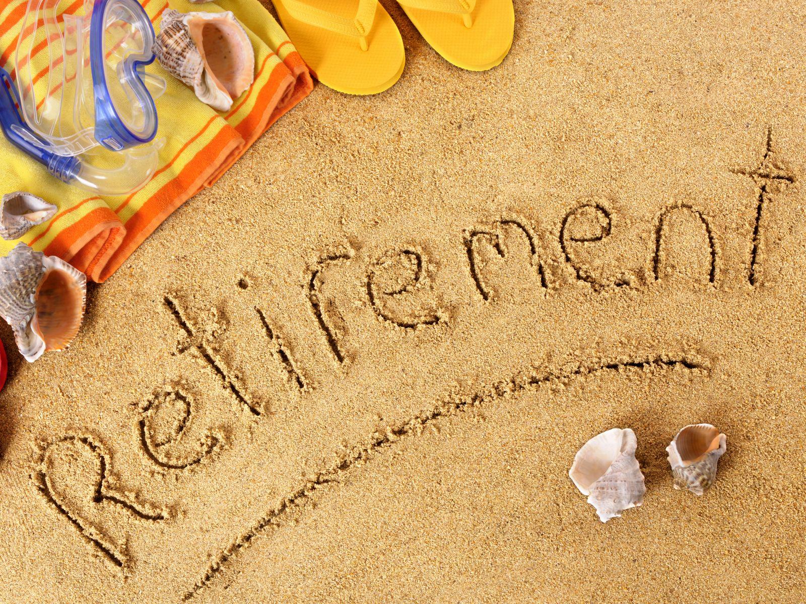 退休,必須先徹底歸零,然後才能重新開機
