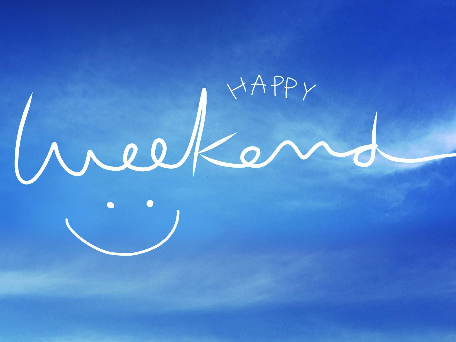 週末只做自己喜歡的事,家務瑣事就留給碎片時間吧!