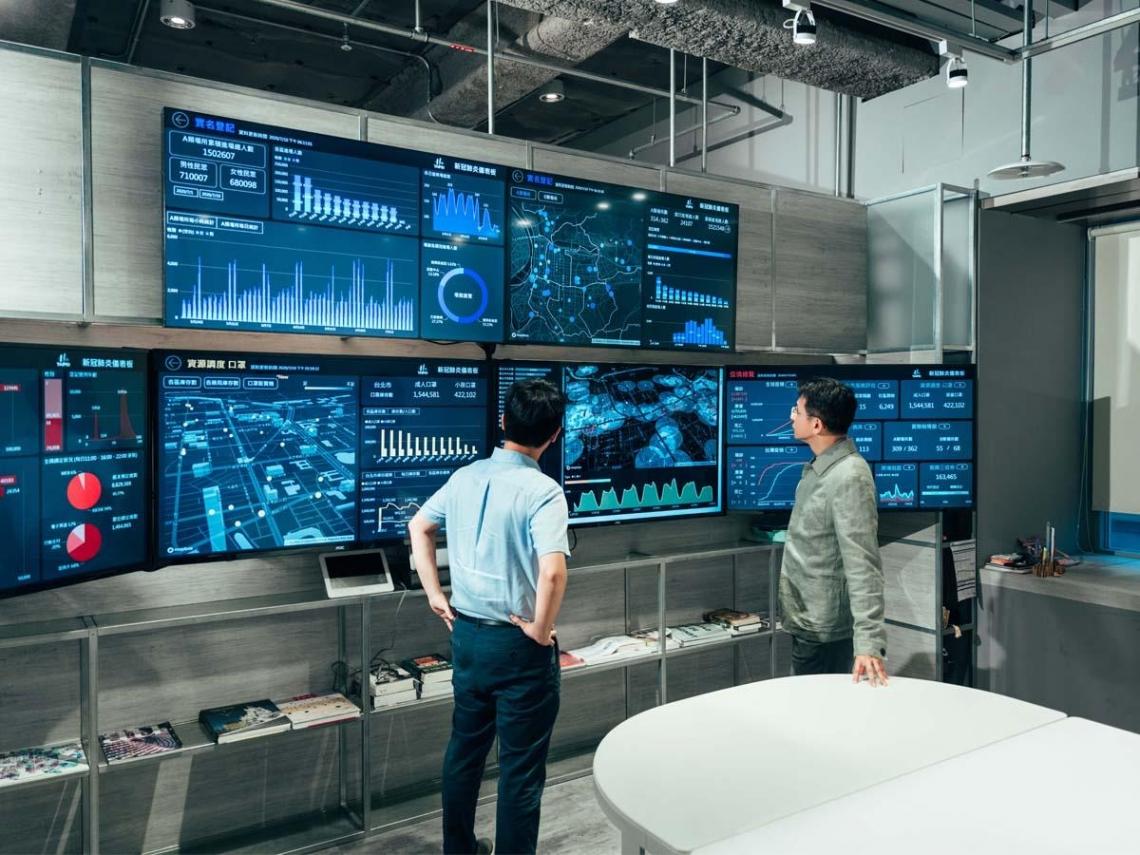 後疫情時代數位轉型 走向創新治理的智慧臺北
