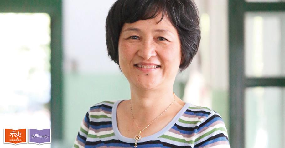 北一女中校長楊世瑞 4種方法鼓勵女生學數理