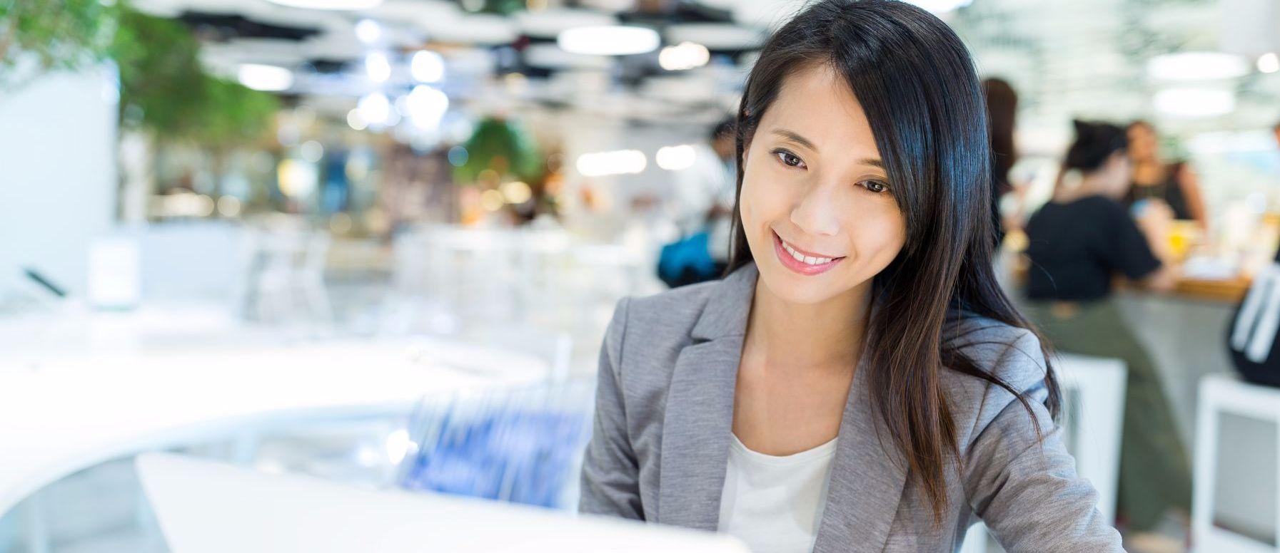 英日文都通!她為台灣品牌媒合、爭取國貿優勢