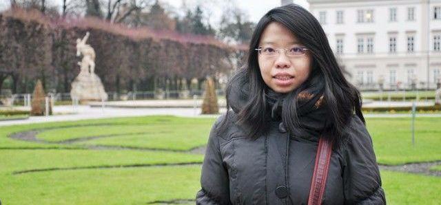台南觀光大使以英語悠遊古城 細說在地歷史文化
