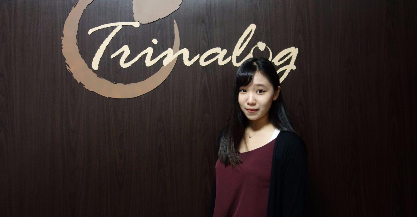 模聯鍛練出英語力與膽識 她大二創業當上CEO!