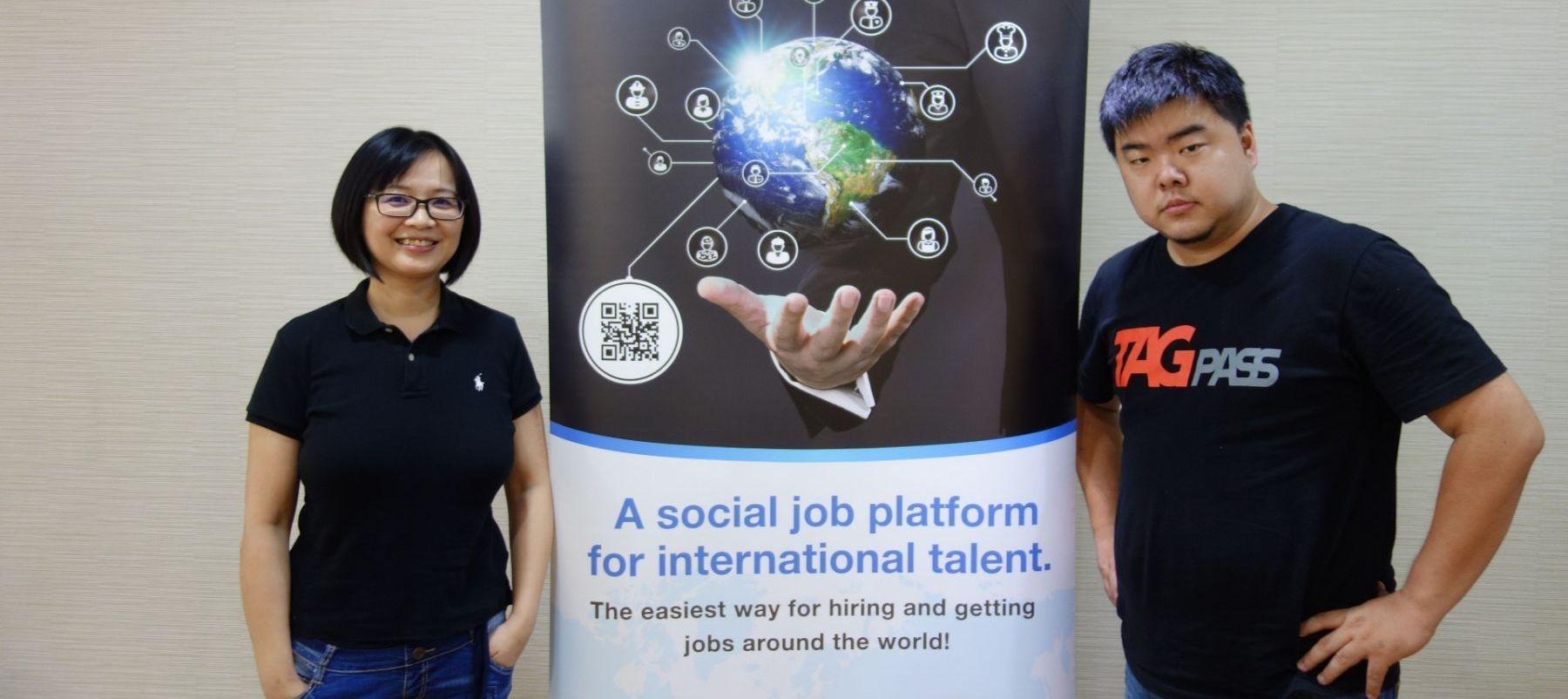 海外經歷醞釀創業契機 創求職平台助國際人才尋找定位