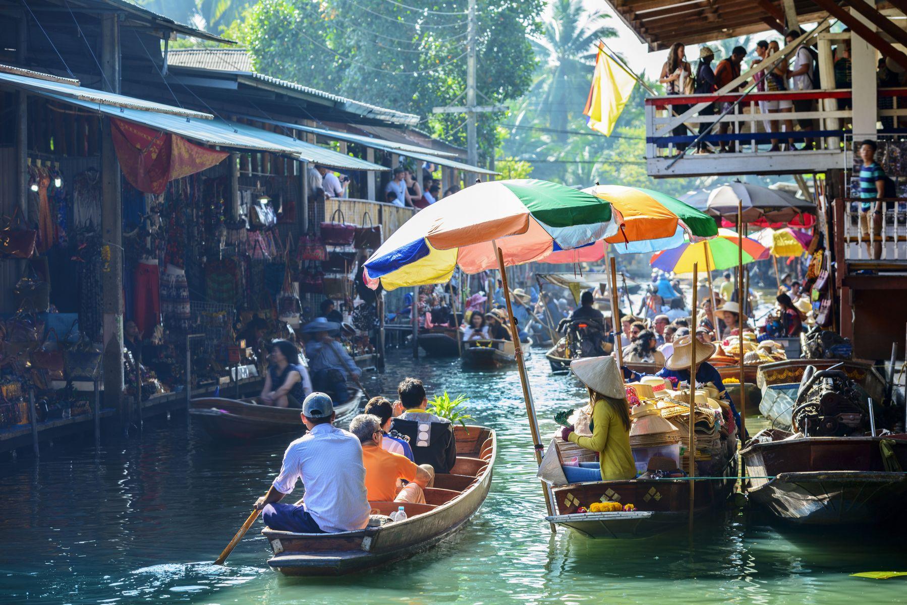 泰國是旅遊最危險國家?別被數字迷惑了