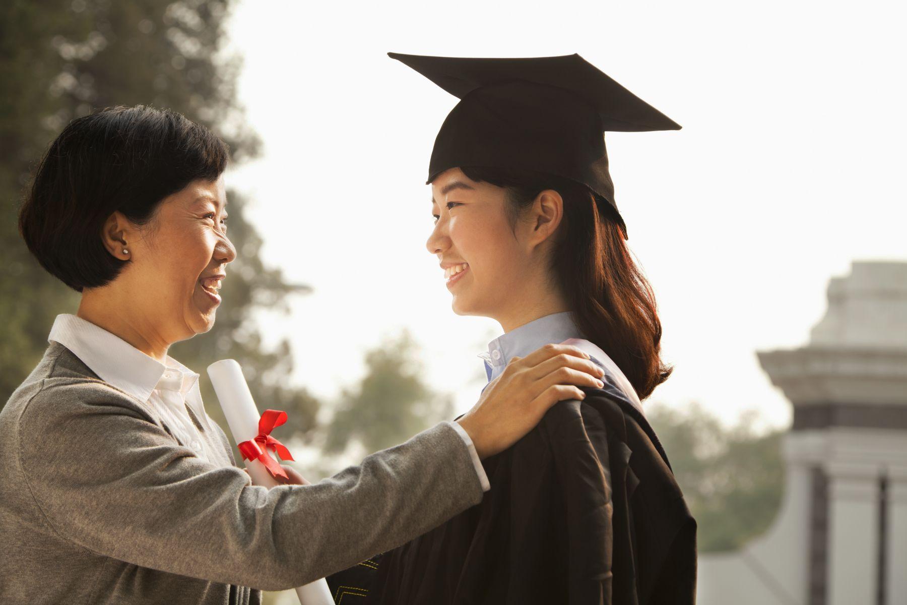 """高考成績揭曉:我那麽努力,是為了讓你成為""""富二代"""""""