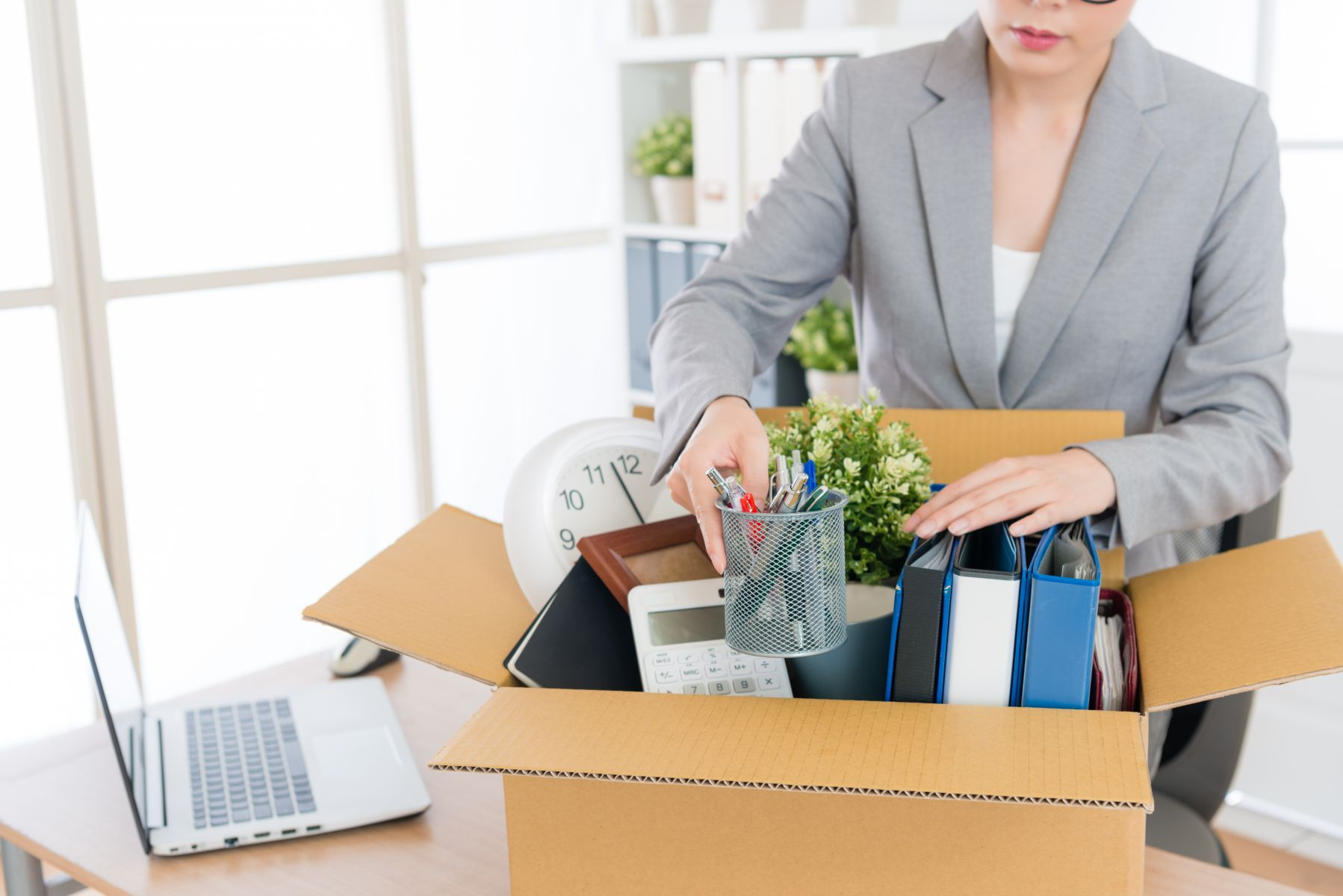 員工不遵守所謂的「預告期間」,企業要如何預防?