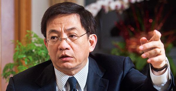 外界雜音不斷 管中閔請辭台灣大獨立董事
