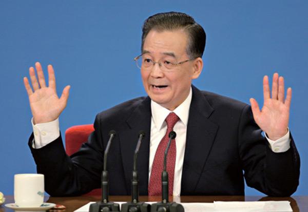 中國國務院總理溫家寶