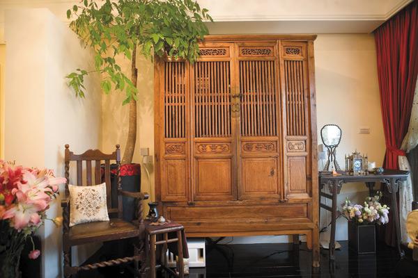 古董電視櫃