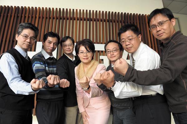楊桂華 (中立者)和經營團隊