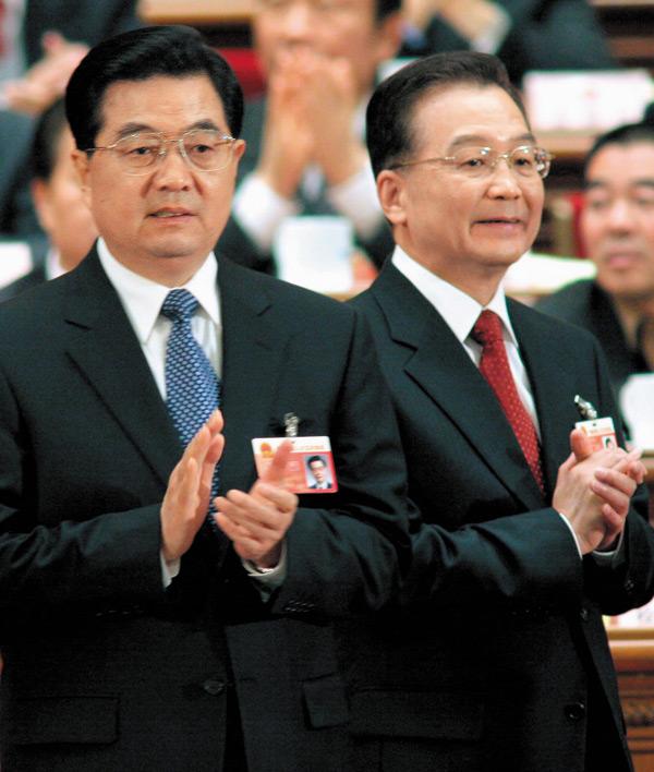 中國領導人