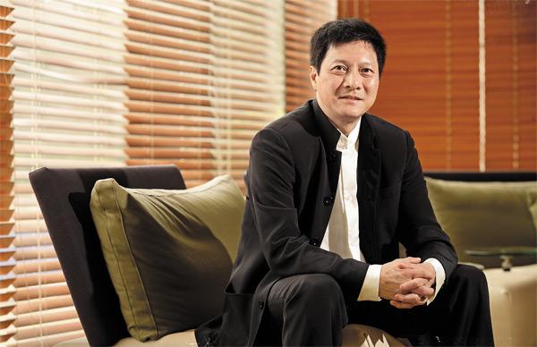 理財顧問中國業務總監袁滿忠
