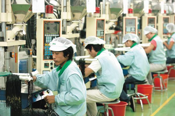 美律中國廠