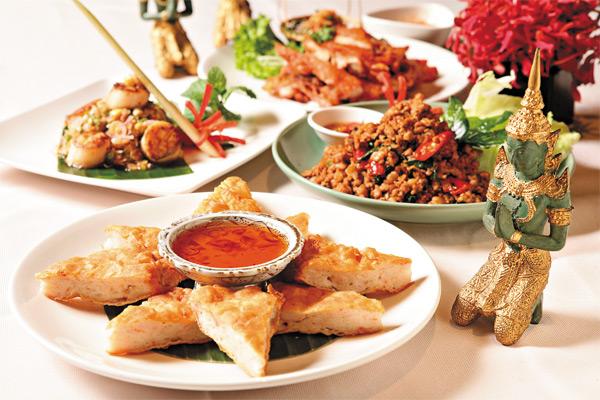 泰國當地的飲食風情