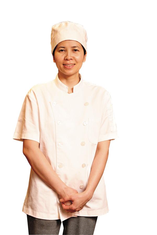 泰籍華僑主廚