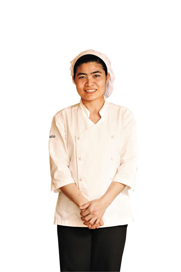 廚師都必須在泰國受訓