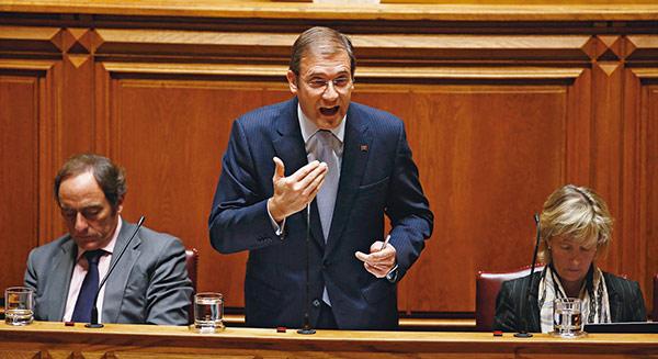 葡萄牙總理科埃略