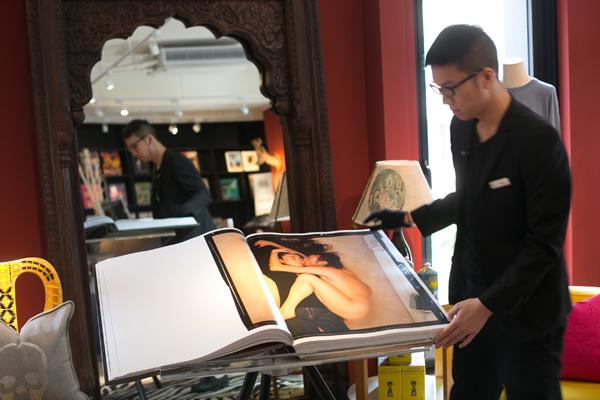 Annie Leibovitz攝影集