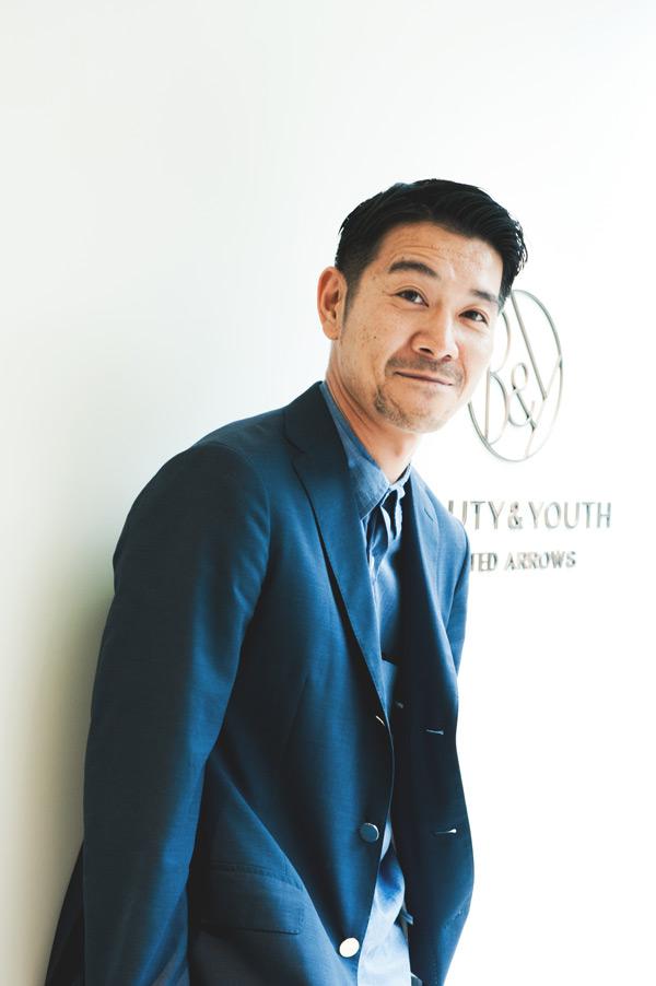 總經理松崎義則先生