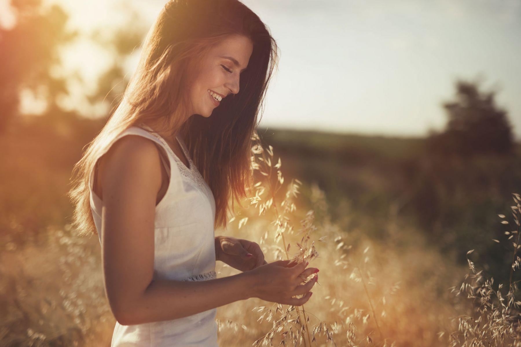 幸福一直是在你的內心深處
