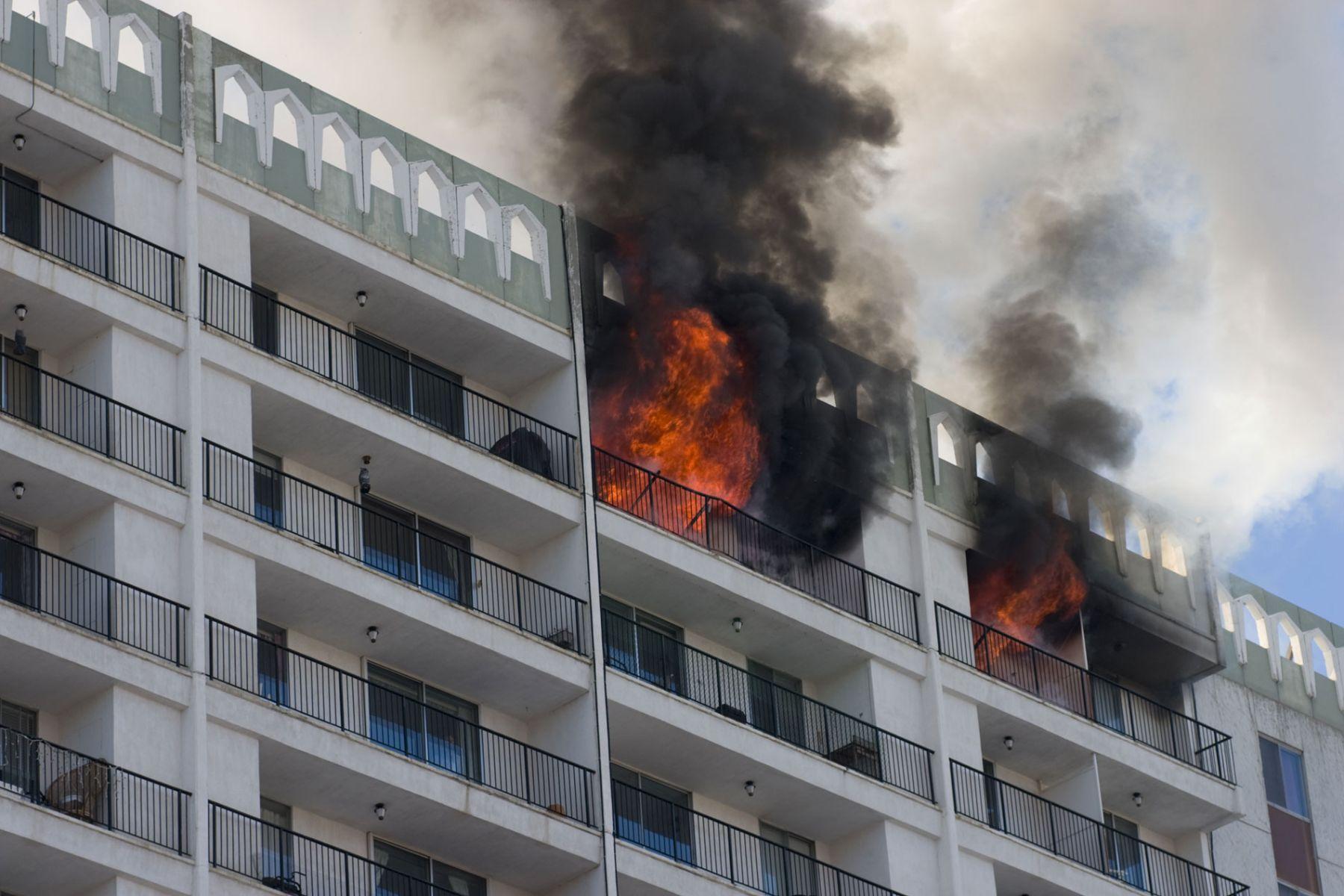 中和公寓火警省思1》月薪不到3萬的厭世代是這樣過日子