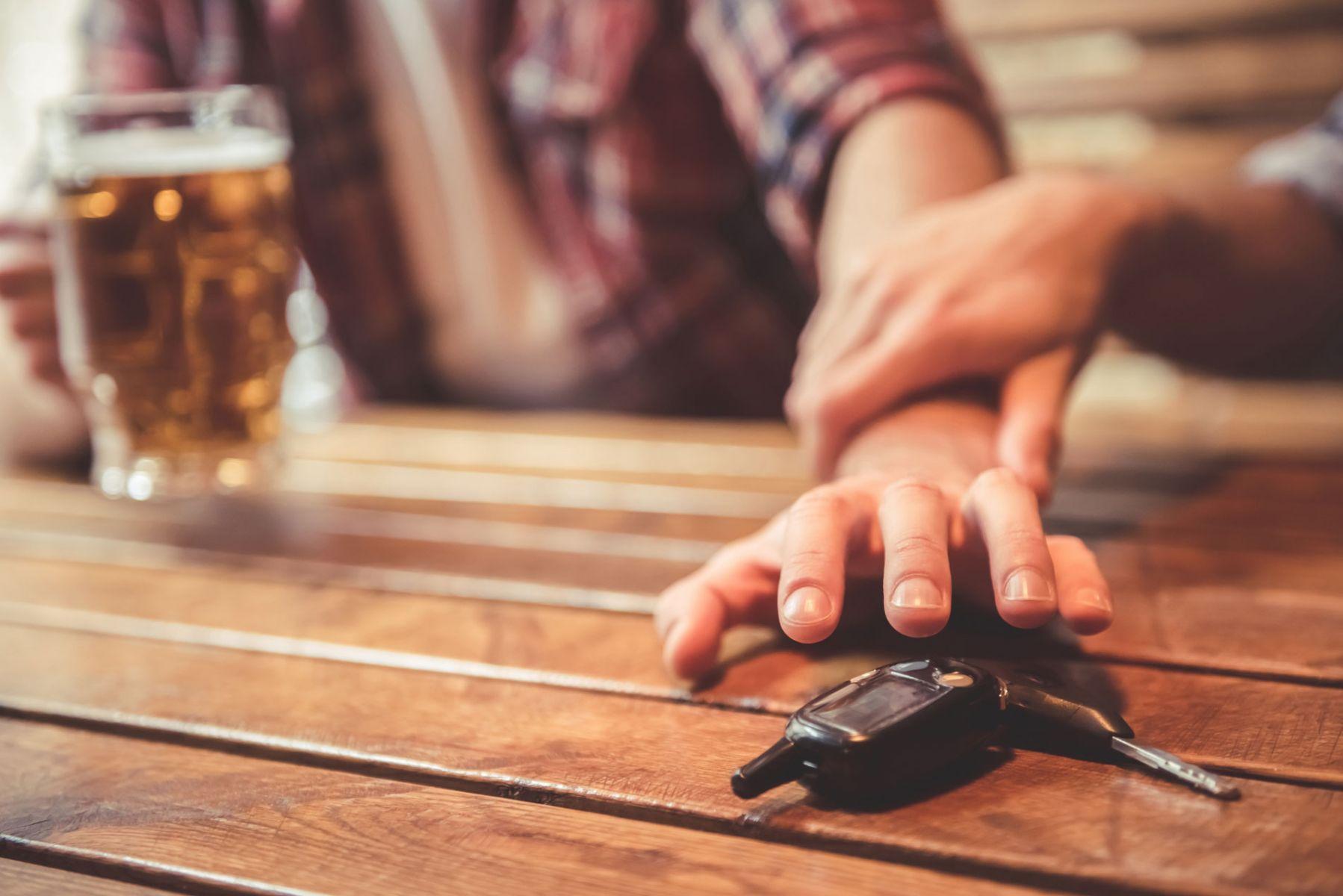 喝酒不開車 開車不喝酒