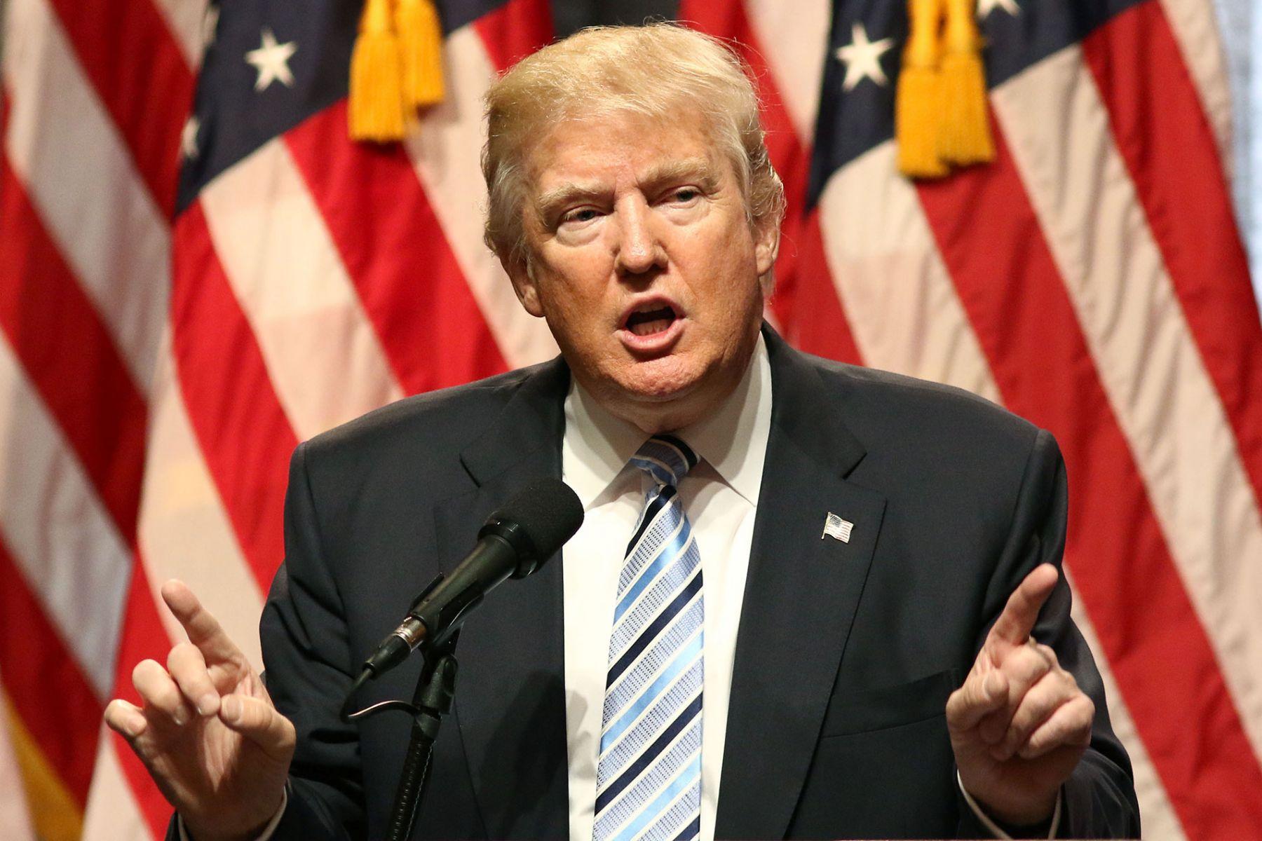 美國總統川普就職週年 聯邦政府卻關門大吉!